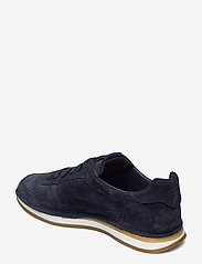 Clarks - CraftRun Lace - baskets basses - navy suede - 2