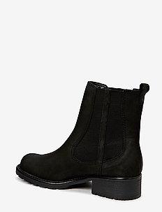 Orinoco Club - chelsea boots - black leather