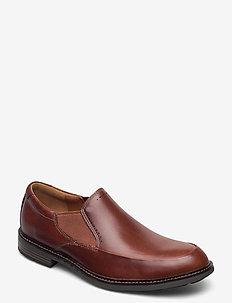 Unelott Step - loafers - tan leather