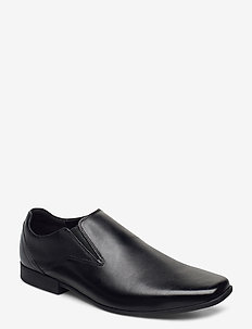 Glement Slip - patent leather shoes - black leather