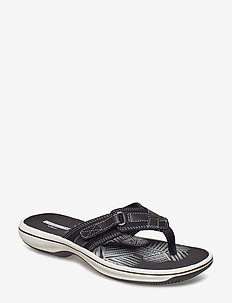 Brinkley Sea - flade sandaler - black synthetic