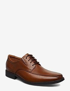 Tilden Walk - chaussures lacées - dark tan lea