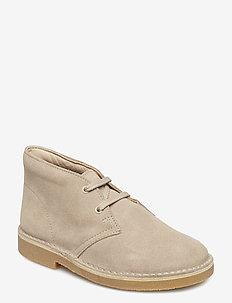 Desert Boot.. - SAND SUEDE