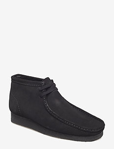 Wallabee Boot - BLACK SDE