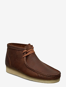 Wallabee Boot - BEESWAX