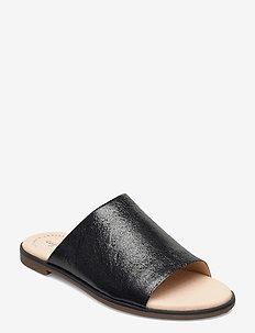 Bay Petal - matalat sandaalit - black interest