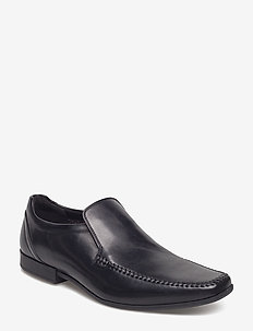 Glement Seam - loafers - black leather