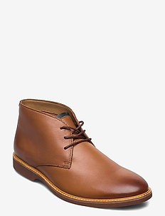 Atticus Limit - desert boots - tan leather