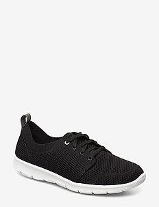 Step AllenaSun - low top sneakers - black