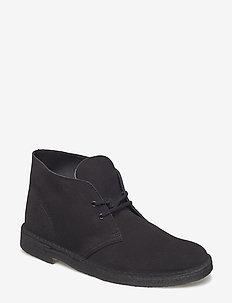 Desert Boot - BLACK SDE
