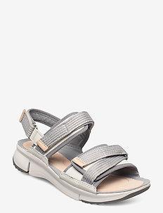 Tri Walk - platte sandalen - white combi