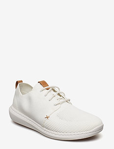 Step Urban Mix - lave sneakers - white