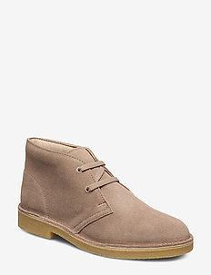 Desert Boot.. - kozaki - sand suede