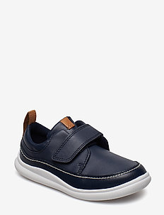 Cloud Ember T - sneakers - navy leather