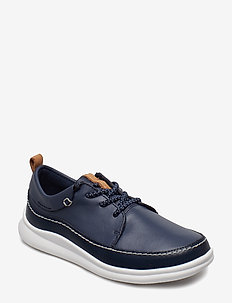 Cloud Blaze K - NAVY LEATHER