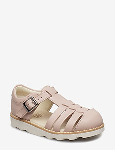 Crown Stem T - PINK LEATHER