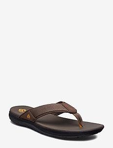 Step Beat Dune - flip flops - brown