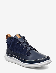 Cloud Air K - NAVY LEATHER