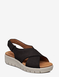 Un Karely Sun - BLACK NUBUCK
