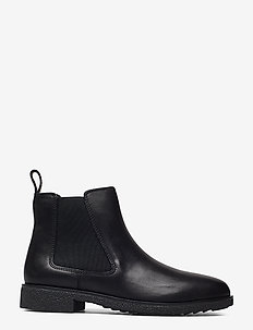 Griffin Plaza - chelsea boots - black leather