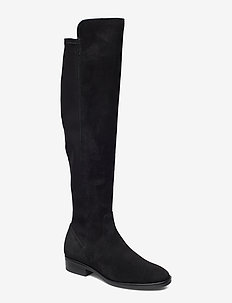 Pure Caddy - long boots - black sde