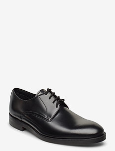 Oliver Lace - laced shoes - black leather