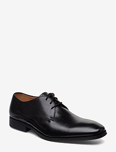 Gilman Walk - chaussures lacées - black leather