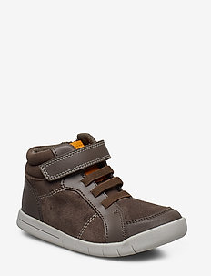 Emery Beat T - BROWN LEATHER