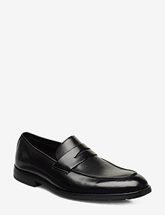 Ronnie Step - loafers - black leather