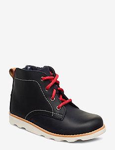 Crown Hike T - stövlar & kängor - navy leather