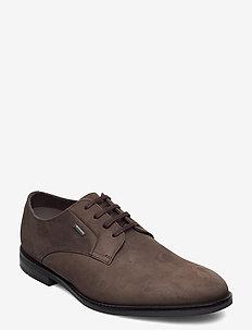 Ronnie WalkGTX - veterschoenen - dark brown nub