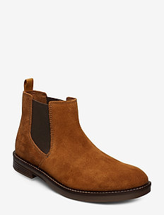Paulson Up - TAN SUEDE
