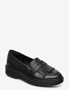Witcombe Dawn - loaferit - black leather