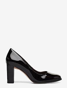 Kaylin Cara - klassiska pumps - black pat