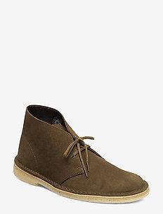 Desert Boot - DARK OLIVE SDE