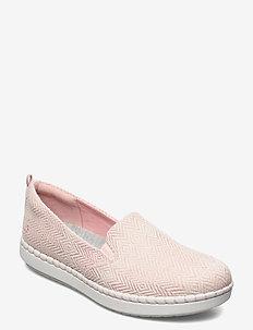 Step Glow Slip - instappers - pink