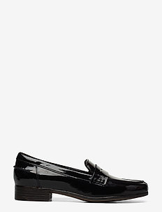 Hamble Loafer - loafers - black pat
