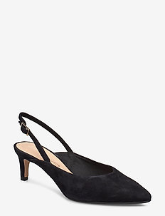 Laina55 Sling - sling backs - black sde