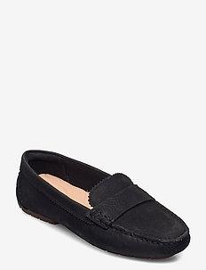C Mocc - loafers - black nubuck