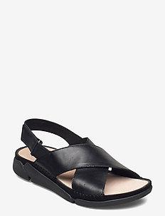 Tri Alexia - matalat sandaalit - black