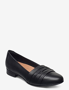 Un Blush Vibe - ballerinas - black leather