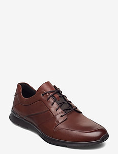 Un Tynamo Flow - chaussures lacées - mahogany leather