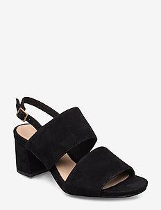Sheer55 Sling - højhælede sandaler - black sde