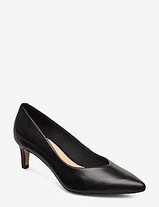 Laina55 Court - classic pumps - black leather