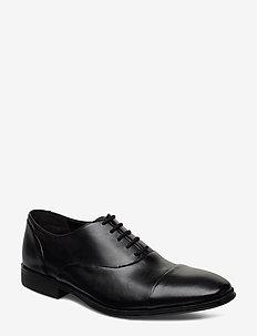 Gilman Cap - chaussures lacées - black