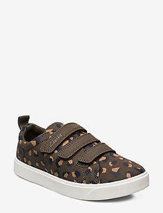 City Vibe K - sneakers - olive camo