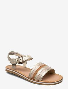 Finch Stride K - sandals - metallic combi