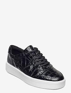 Hero Walk. - lage sneakers - black croc