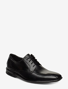 Bensley Run - chaussures lacées - black leather