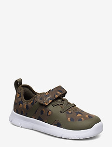 Ath Flux T - sneakers - olive camo